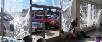 Visit Our Haunted Dealership, If You Dare! One Day Until Our Best ...