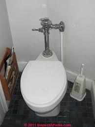 Urinal Toilet Flushometer Valve Repair Guide Guide
