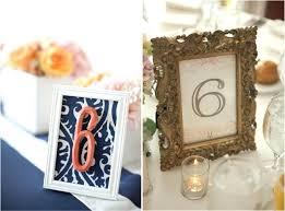 wedding table number frames advertisements silver wedding table number frames