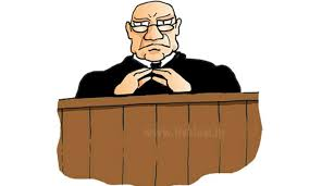 Image result for judge clipart