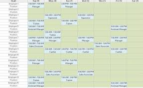 scheduling templates for employee scheduling employee scheduling template excel standart more one of the easiest