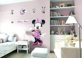 minnie mouse wall decor mouse wall decor mickey mouse wall decorations new decal high resolution wallpaper minnie mouse
