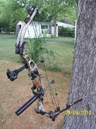 u slide bow holder