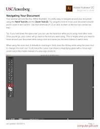 Pdf Adobe Illustrator Cc Free Tutorial For Beginners