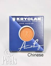 kryolan cake make up chinese