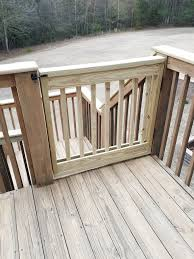 Baby Gate Building