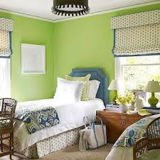 Apple Green Bedroom Ideas