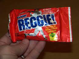 reggie jackson candy bar