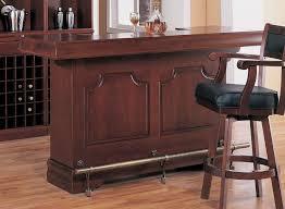 cheap home bars furniture. Cherry Wood Home Bar With Wine Rack Cheap Bars Furniture
