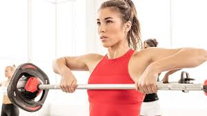 women and weight lifting strong is the