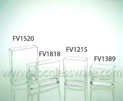glass rectangular