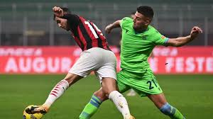 Milan - Lazio 3-2 - Calcio - Rai Sport