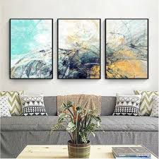 Some spare space in the master suite? Latitude Run 3 Piece Mural Painting Wall Decor Set In 2021 Wall Murals Painted Gallery Wall Set Wall Murals
