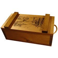 Wooden Crate With Handles Evans Sportsr Accessory Crate With Rope Handles 206936