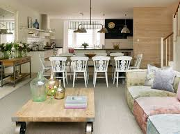 kitchen rug sets with shabby chic style dining room and sisal rug victorian space white framed mirror london house chalk board