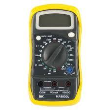 <b>Мультиметр цифровой IEK Master</b> MAS830L в Москве – купить по ...