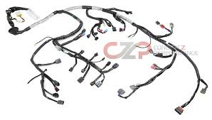 Wiring specialties efi engine wiring harness w quick disconnect