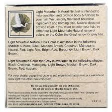 Light Mountain Natural Conditioner 4 Oz