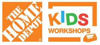 Small Picture Free Kids Workshop at Home Depot on August 5 2017 Money Saving Mom