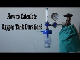 Oxygen Tank Conversion Chart How To Calculate Oxygen Tank Duration