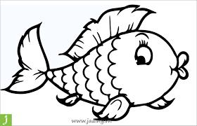 Bộ tranh tô màu con cá vô cùng dễ thương và đáng yêu cho bé - Jadiny