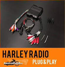 harley radio interface equalizer rockford fosgate dsr1