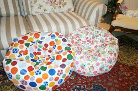 child s beanbag pattern