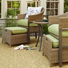 patio chairs with ottomans appealing outdoor chair with ottoman patio chair with ottoman