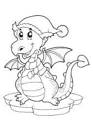 Free Printable Dragon Coloring Pages For Kids Swifteus