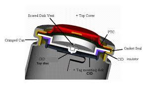 Battery Safety 101 Anatomy Ptc Vs Pcb Vs Cid 18650 Battery