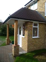 Pitched Porch Roof Design Finished Porch Porch Extension Porch Timber Cottage