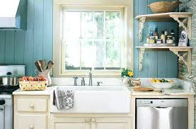 kitchen sink window treatments shelf