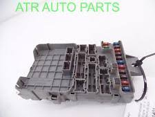 acura mdx car truck parts 01 02 acura mdx under dash fuse relay box multiplex control unit oem fits
