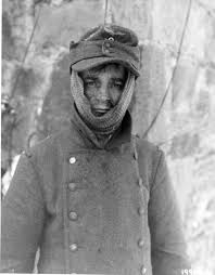 truman library photograph german prisoner during the battle of  german prisoner during the battle of the bulge