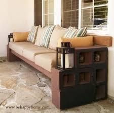 cinderblock furniture. 10 amazing cinder block benches cinderblock furniture n