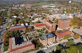 Purdue University Campus Overview Of Campus Purdue University Office Photo Glassdoor Co Uk
