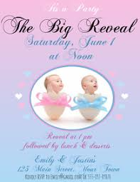 Gender Reveal Invitation Templates 170 Gender Reveal Customizable Design Templates Postermywall