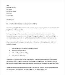 Cover Letter Templates Nz Examples Of Cover Letters 9 Cover Letter
