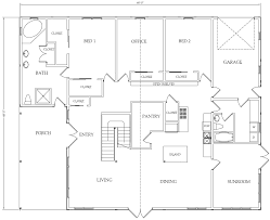 pole barn house floor plans. 36x48 With 2 12\u0027 Side Sheds Western Classic Style Barn Home. House. First Floor Pole House Plans L