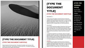 Office Cover Page 15 Best Microsoft Word Cover Page Templates