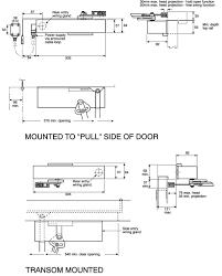 door closer installation. image number 12 of door closer adjustment\\\\\\\\\\\\ installation