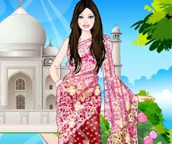 barbie wedding dress up games indian style 117