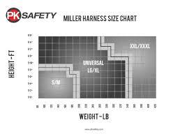 Miller Duraflex Python Harness P950 Ugn
