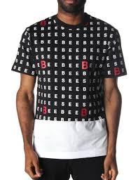 Billionaire Boys Club Size Chart Billionaire Boys Club Chart Letter Mens T Shirt Black