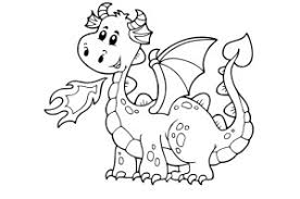 colouring in picture. Wonderful Picture Dragon Colouring Page Intended Colouring In Picture N