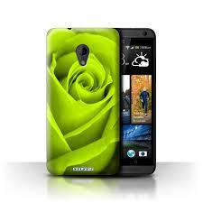 Green Rose Design for Htc Desire 700 ...