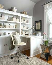 home office for small spaces. Interesting Home Office Space Decorating Ideas View In Gallery Organized Home  Small On For Spaces E