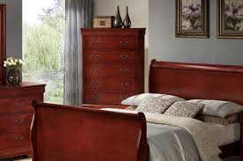 Louis Philippe Bedroom Furniture Coaster Louis Philippe 200431q Bedroom Set Queen King