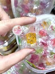 KẸO DẺO TRÁI CÂY HẠT CHIA... - Bánh Kẹo Nhà Nguyên