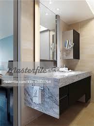 modern bathroom countertops. Exellent Countertops Marble Countertop In Modern Bathroom  Stock Photo Intended Modern Bathroom Countertops